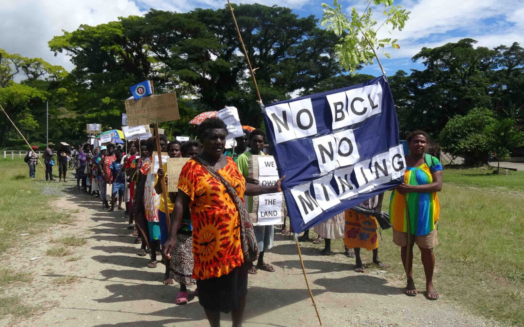 Global Day of Action against Mining